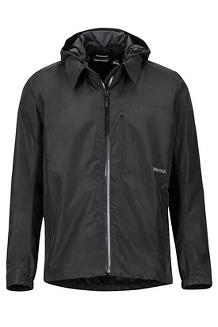 Men's Parkes EVODry Jacket, Black, medium