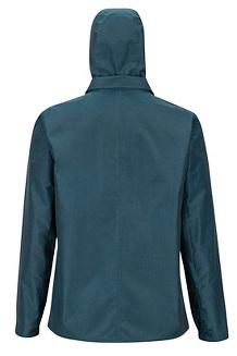 Men's Parkes EVODry Jacket, Denim, medium