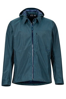 Men's Parkes EVODry Jacket, Denim, medium