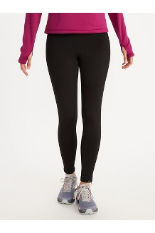 Women's Kluane Tights, Black, medium
