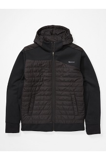 Men's Norquay Hoody, Black, medium