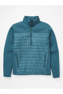 Men's Norquay ½-Zip Pullover, Stargazer, medium
