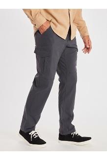 Men's Arendal Cargo Pants, Dark Steel, medium