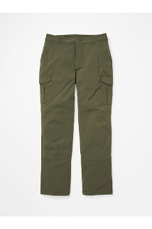 Men's Arendal Cargo Pants, Nori, medium