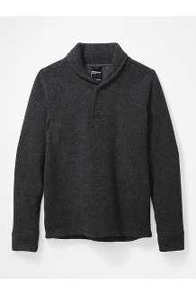 Men's Colwood Pullover Sweater, Dark Steel, medium
