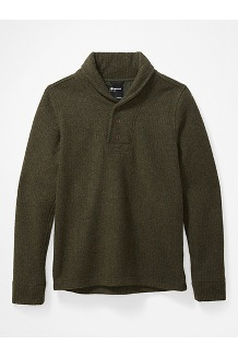 Men's Colwood Pullover Sweater, Nori, medium
