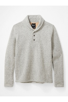 Men's Colwood Pullover Sweater, Oatmeal, medium