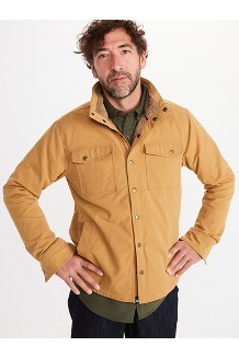 Men's Parkdale Jacket, Scotch, medium