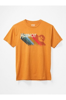 Men's Radical Short-Sleeve T-Shirt, Aztec Gold Heather, medium