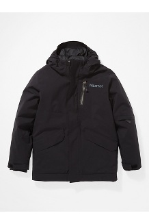 Kids' Howson Jacket, Black, medium