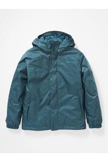 Kids' PreCip Eco Insulated Jacket, Stargazer, medium
