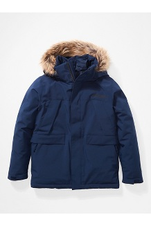 Kids' Yukon Jacket, Arctic Navy, medium