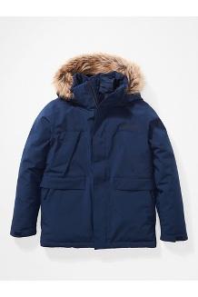 Kids' Yukon Jacket, Arctic Navy, medium