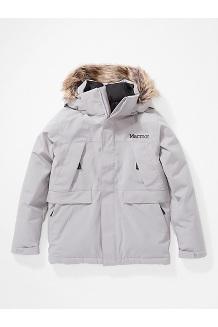 Kids' Yukon Jacket, Sleet, medium