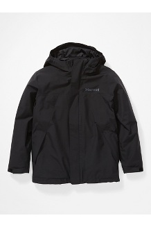 Kids' Greenpoint Jacket, Black, medium