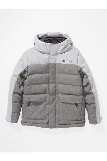 Kids' Fordham II Jacket, Sleet, medium