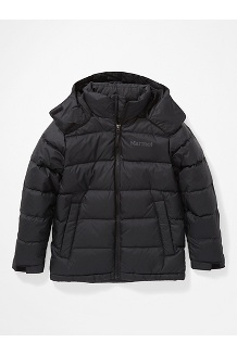 Kids' Stockholm II Jacket, Black, medium