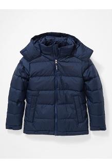 Kids' Stockholm II Jacket, Arctic Navy, medium