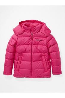Kids' Stockholm II Jacket, Very Berry, medium