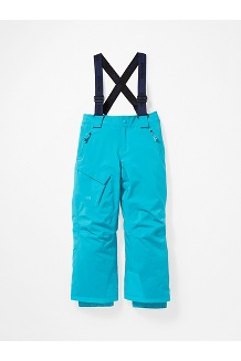 Kids' Edge Insulated Pants, Enamel Blue, medium