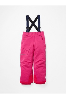 Kids' Edge Insulated Pants, Very Berry, medium