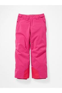 Kids' Vertical Pants, Very Berry, medium