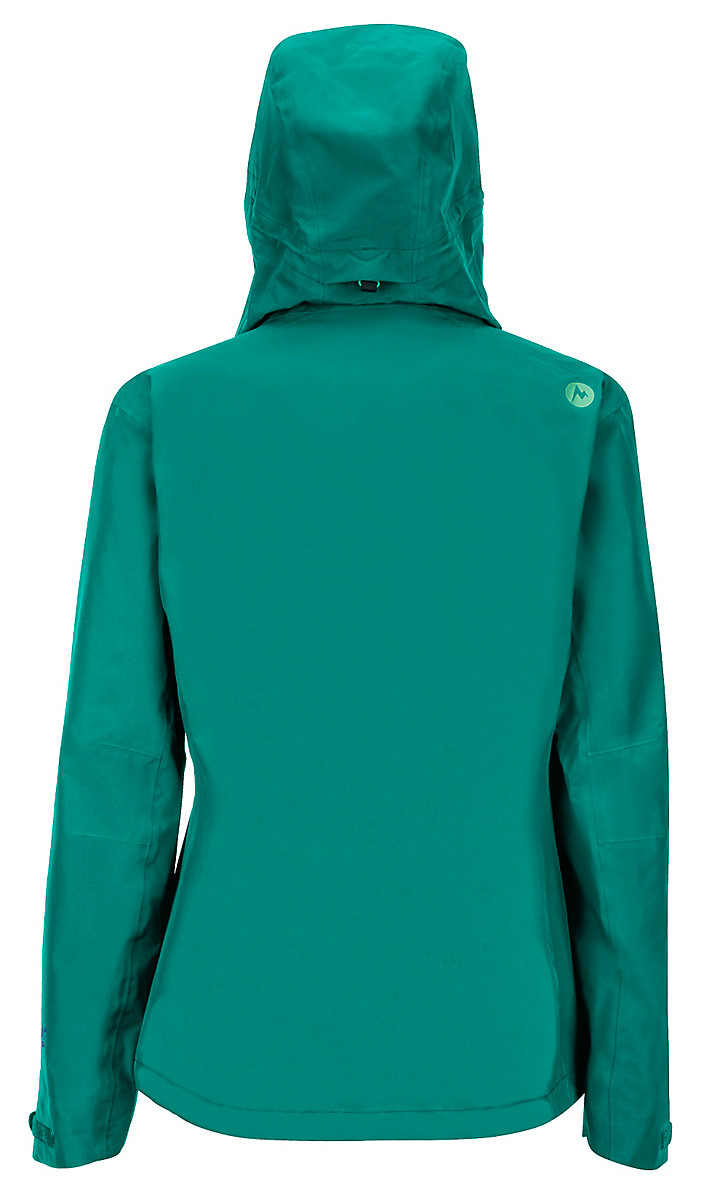Wm's Speed Light Jacket, Green Garnet, large