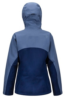 Women's Spire Jacket, Storm/Arctic Navy, medium