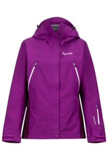 Women's Spire Jacket, Grape/Dark Purple, medium