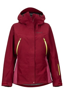 Women's Spire Jacket, Claret/Dry Rose, medium