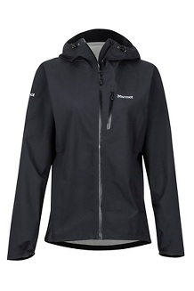 Women's Essence Jacket, Black, medium