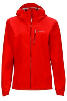 Wm's Essence Jacket, Scarlet Red, medium