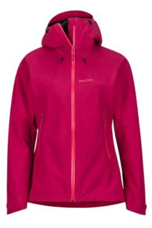 Wm's Knife Edge Jacket, Sangria, medium