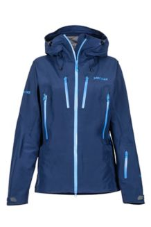 Wm's Alpinist Jacket, Dark Navy, medium