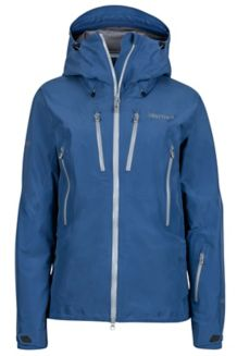 Wm's Alpinist Jacket, Sailor, medium