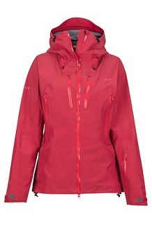 Wm's Alpinist Jacket, Sienna Red, medium