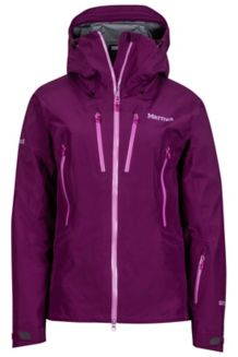 Wm's Alpinist Jacket, Deep Plum, medium