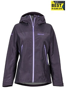 Women's Eclipse EVODry Jacket, Purple, medium