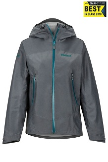 Women's Eclipse EVODry Jacket, Cinder, medium