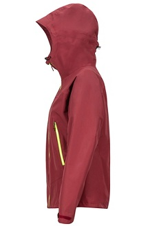 Women's Eclipse EVODry Jacket, Claret, medium