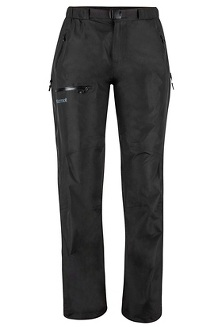 Women's Eclipse EVODry Pants, Black, medium