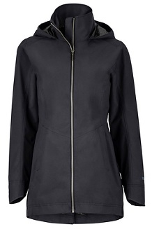 Women's Lea Jacket, Black, medium