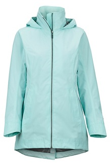 Women's Lea Jacket, Blue Tint, medium