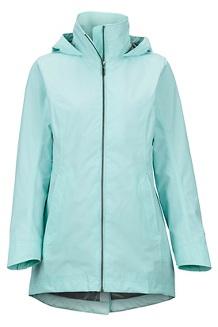 Women's Lea Jacket, Blue Tint, medium
