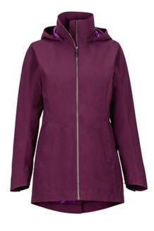 Wm's Lea Jacket, Dark Purple, medium