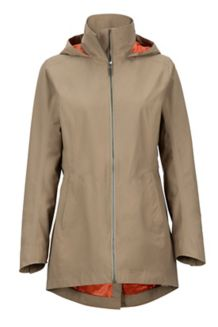 Wm's Lea Jacket, Desert Khaki, medium