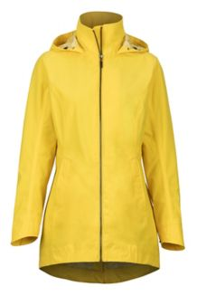 Women's Lea Jacket, Sunny, medium
