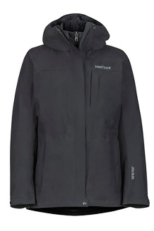 Women's Minimalist Comp Jacket, Black, medium