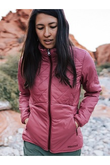 Women's Minimalist Component 3-in-1 Jacket, Claret, medium