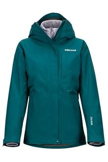 Women's Minimalist Component 3-in-1 Jacket, Deep Teal, medium